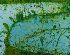 Nothing is as beautiful as spring John Olsen Joanna Darby: August 2011 Australian Painting, Australian Artists, Mixed Media Sculpture, Soul Art, Famous Art, Figure Painting, Painting Art, Landscape Paintings, Landscapes