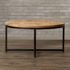 $329. Found it at Joss & Main - Elias Reclaimed Mango Wood Coffee Table