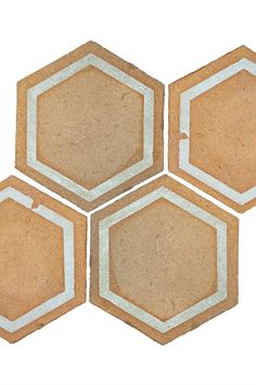 Love the look of this clay tile - Our Blond Tierra Madre tile collection brings a neutral color palette to create the beauty you are looking for in your next remodel. #tierramadretile #Artobrick #tilemakers #tiletuesday #tilelove #tilecrush #tilestyle #hexagontiles #hextiles #tiledesign #tileinspo Hex Tile, Hexagon Tiles, Clay Tiles, Style Tile, Neutral Colour Palette, Rustic Elegance, Perfectly Imperfect, Just The Way, Tile Design