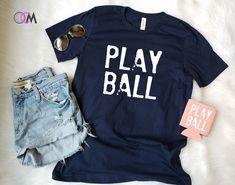 Play+Ball+Shirt,+Baseball+Shirt,+baseball+Mom+shirt,+Baseball+Mama+Shirt,+Baseball+t-shirt,+Baseball+Tee,+Baseball+Mama,+Sports+Mom+shirt