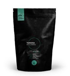 Káva Kolumbie Tamana 200g