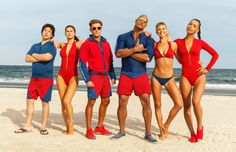 'Baywatch' (2017) - 2016 Paramount Pictures