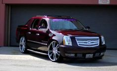 We Offer Fitment Guarantee on Our Rims For Cadillac Escalade. All Cadillac Escalade Rims For Sale Ship Free with Fast & Easy Returns, Shop Now. Suv Trucks, Chevy Trucks, Pickup Trucks, Escalade Car, Cadillac Escalade, 4x4, Luxury Suv, Custom Vans, Car Wheels