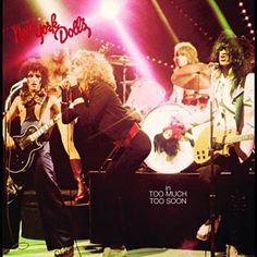 Found Who Are The Mystery Girls? by New York Dolls with Shazam, have a listen: http://www.shazam.com/discover/track/541268