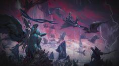 Hauts Elfes, par Games Workshop, in Warhammer Battle La Fin des Temps