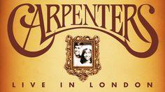 "DVD CARPENTERS ""LIVE IN LONDON"" COMPLETO ""OFICIAL"""