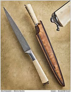 Kevin Klein hand made knife USA