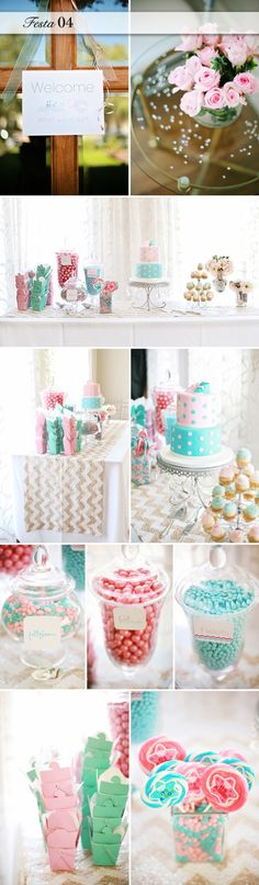 Gender Reveal - Baby shower :)