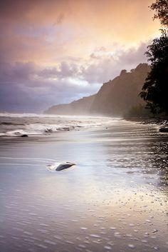 Hawaiian Rain - Waipi'O Valley, Big Island, Hawaii-spent two nights here-magical