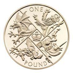 2016 provides an opportunity to say farewell to the familiar 'round pound' as in 2017 a new 12-sided £1 coin will be introduced. This £1 coin won't be available in your change, but you can mark this historic year with a commemorative version.