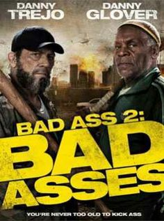 """Película. """"Bad Asses (2014)"""""""