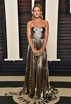Quién.com : Desfile de estrellas, belleza y glamour en el after party de los Oscar
