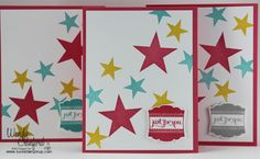 Luvin Stampin Up: Simply Stars