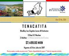 e-FUNPASS Año 12 No. 504 :) Tenacatita