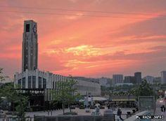 Sun Set View of market.jpeg