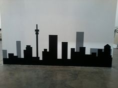 deviantART: More Like Johannesburg Skyline by daisy- City Skyline Wallpaper, Johannesburg Skyline, Art Club, Kids Rooms, Pint Glass, Worlds Largest, South Africa, Art Ideas, Daisy