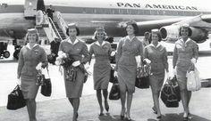 PAA FLIGHT ATTENDANTS