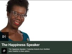 How to be #happier | #Hsppiness expert interview on BBC Sheffield. Discussing happiness, #depression, #anxiety, #PTSD and the #WorldHappinessReport