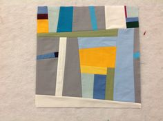 Simply Solids Falu March block | Flickr - Photo Sharing!