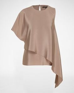 Silk top: Tibi. Click on the picture to get the product <3