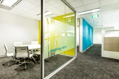 Check Out the Offices of the New South Wales RailCorp