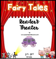 How to Use Reader's Theater in Your Classroom - Peas in a Pod Lessons