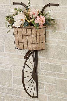 Outdoor Wall Art, Outdoor Walls, Outdoor Decor, Indoor Outdoor, Outdoor Wall Decorations, Wall Decor Crafts, House Plants Decor, Plant Decor, Arte Pallet