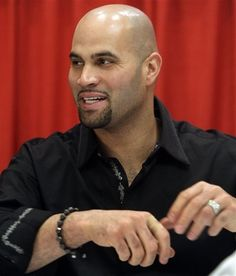 I hate he is no longer a Cardinal but I will cheer for him any day. Albert Pujols....#HeartHim