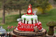 bonita tarta temática!