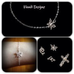 Everyone loves these! 5 different pendents to choose from. Get the best deal on ebay! Look up ViandiDesigns!