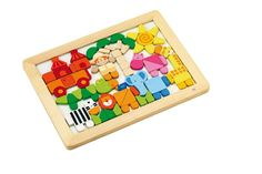 Magnet Puzzle Savanna -  i like this magnetic puzzle set.