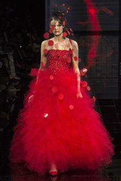Défilé Armani Privé couture automne-hiver 2014-2015