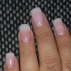 Wedding Nails Shellac Bridesmaid Dresses Ideas For 2019 Natural Looking Acrylic Nails, Natural Gel Nails, Acrylic Nails At Home, Gel Nails At Home, Acrylic Gel, Bridal Nails, Wedding Nails, Shellac, Chloe Nails