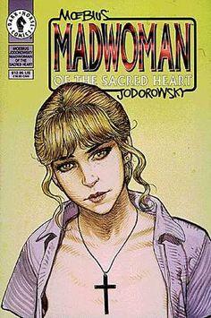 Jodorowsky & Moebius: Madwoman of the Sacred Heart :: Profile :: Dark Horse Comics