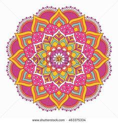 Mandala Art Lesson, Mandala Drawing, Ganapati Decoration, Boarders And Frames, Sacred Geometry Art, Madhubani Painting, Mandala Coloring Pages, Carving Designs, Oriental Pattern