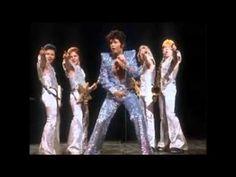 Shiny nylon lycra Ballet Danse Disco Cheveux Tête scrunchie par danse gear scrun