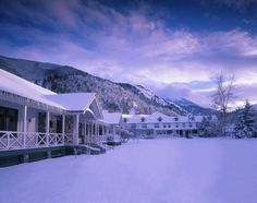 Chico Hot Springs Resort & Day Spa     This place is so amazing! I would love to go there with you.