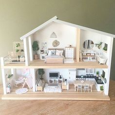 DIY Doll house for girls! DIY Doll house for girls! DIY Doll house for girls! DIY Doll house for girls!