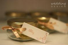 2in1 - Wedding favour and place cards - Kettő az egyben esküvői köszönetajándék és ültető kártya Wedding Favours, Wedding Designs, Favors, Place Cards, Place Card Holders, Day, Projects, Presents, Blue Prints