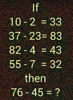 Can you solve the math puzzle?