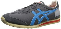Onitsuka Tiger California 78 Vin Classic Running Shoe Dark GreyMalibu Blue 125 M US >>> Check out the image by visiting the link.