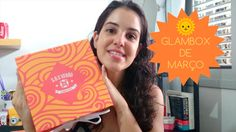 Glambox de Março 2015 | Aline Miranda
