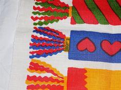 Beauty Packaging, Scandinavian Christmas, Second Hand, Pot Holders, Textiles, Embroidery, Pattern, Needlepoint, Hot Pads
