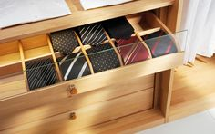 Tie Drawer great accessory!