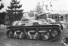 R-39 char leger de infanterie