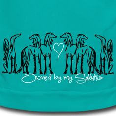 Saluki designs and more.... http://gonzales.spreadshirt.at/
