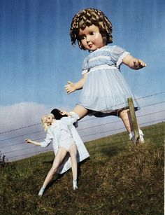 doll vs. doll