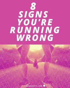 Are you running wrong?!