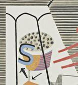 Stuart Davis. Salt Shaker. 1931