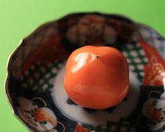 福泉堂 練り切り 柿